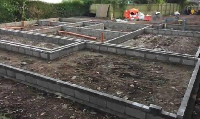 Building House Part Self Build Construction