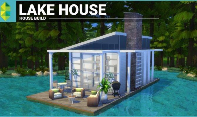 Building Lake House Brucall