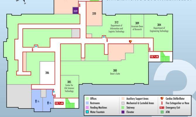 Building Maps University Houston
