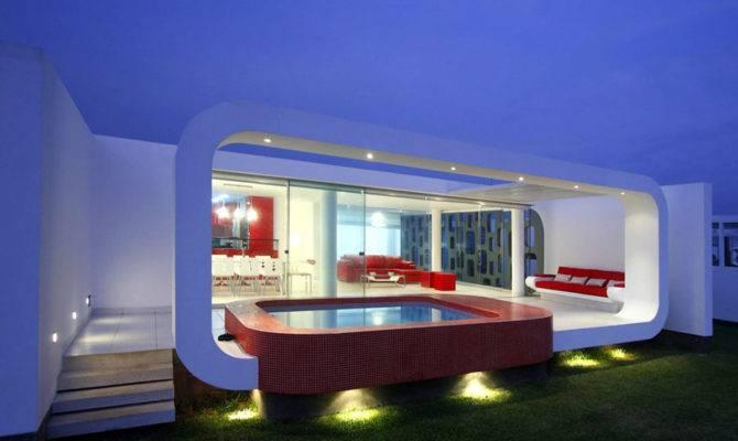 Building Modern Minimalist House Design Interior
