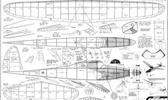 Building Nice Wood Balsa Plane Plans Pdf