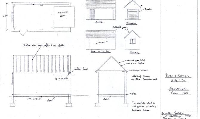 Building Plans Garage Getting Right Shed
