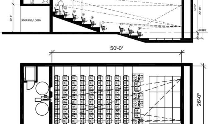 Building Plans Westport Cinema Initiative