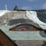 Building Timberframe Home Scratch Eyebrow Dormer Starting