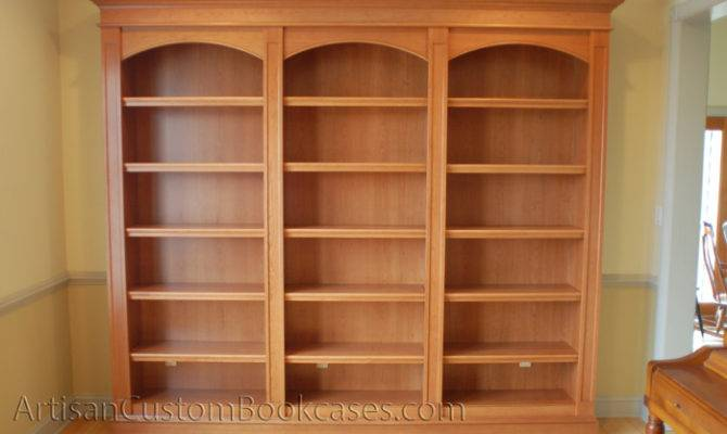 Built Bookcase Plans Scyci