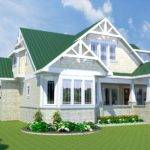 Bungalow Design Architecture Home