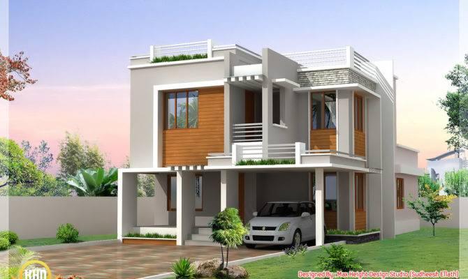Bungalow Designs Nigeria Modern
