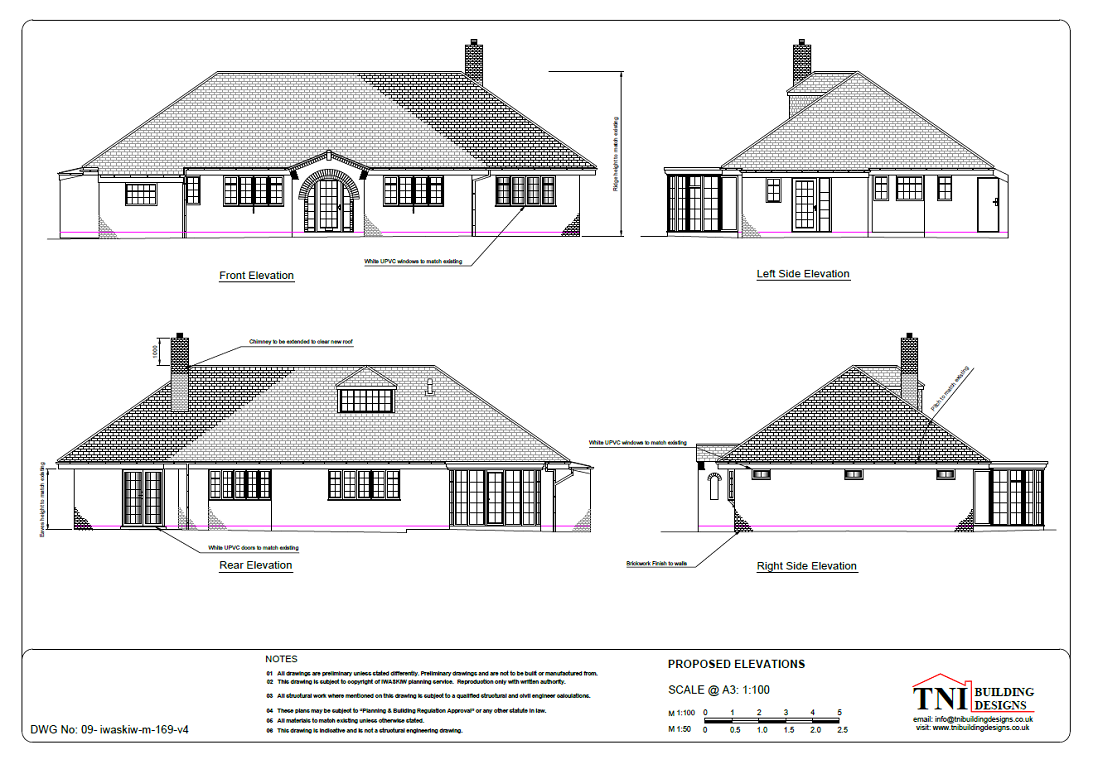 Bungalow Extension House Plans 85890