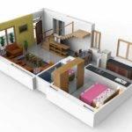 Bungalow Floor Plan Ground First