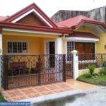Bungalow Floor Plans Bedroom House Philippines