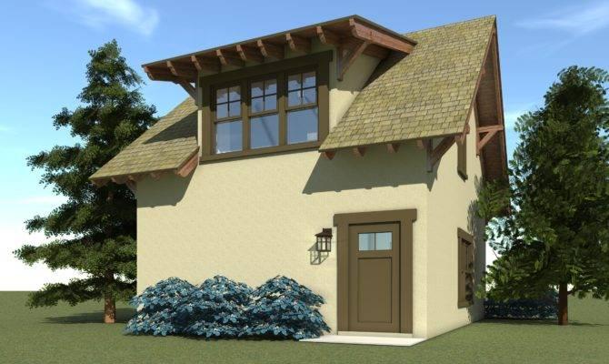 Bungalow Garage Plan Tyree House Plans
