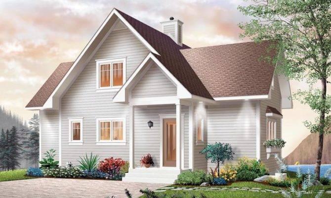 Bungalow Hillside House Plans Floor