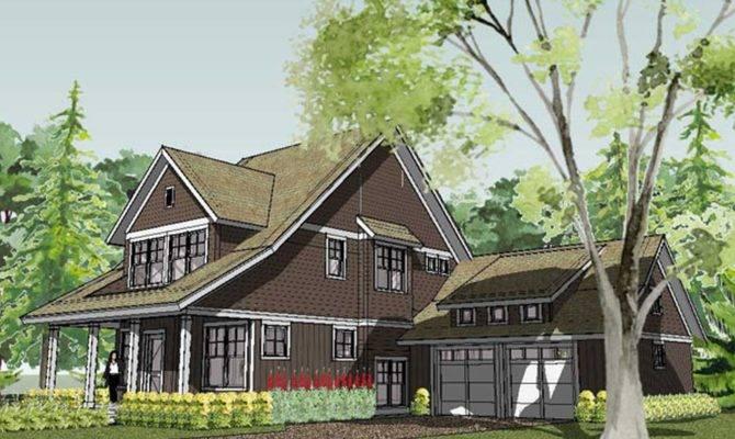 Bungalow House Attic Plans Home Design Bungalows