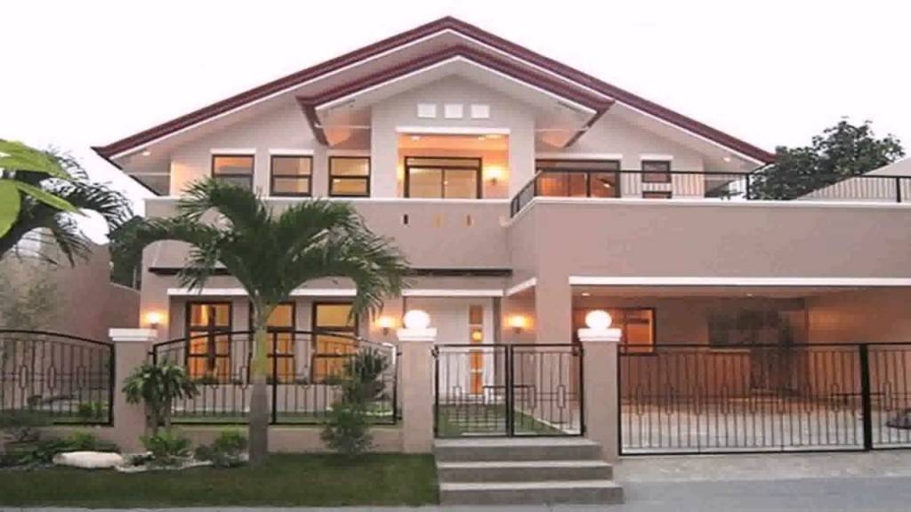 Bungalow House Design Philippines Modern Plan - House ...