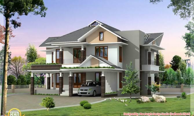 Bungalow House Designs Nigeria Modern