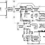 Bungalow House Plan Colorado First Floor