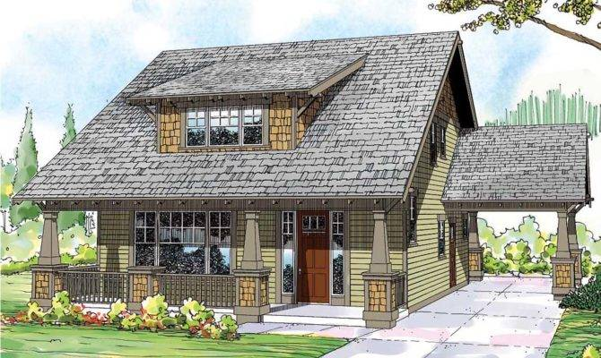Bungalow House Plans Blue River Associated Designs