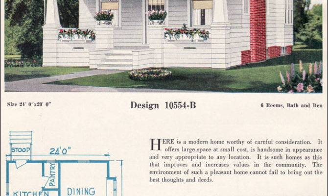 Bungalow House Plans Craftsman