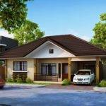 Bungalow House Plans Garage