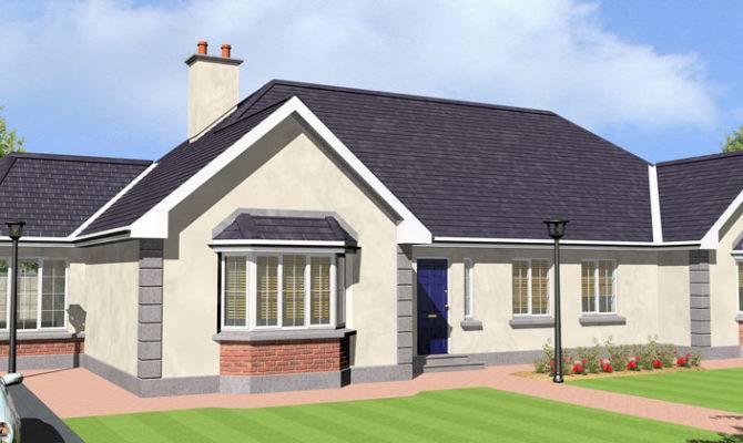 Bungalow House Plans Ireland Floor