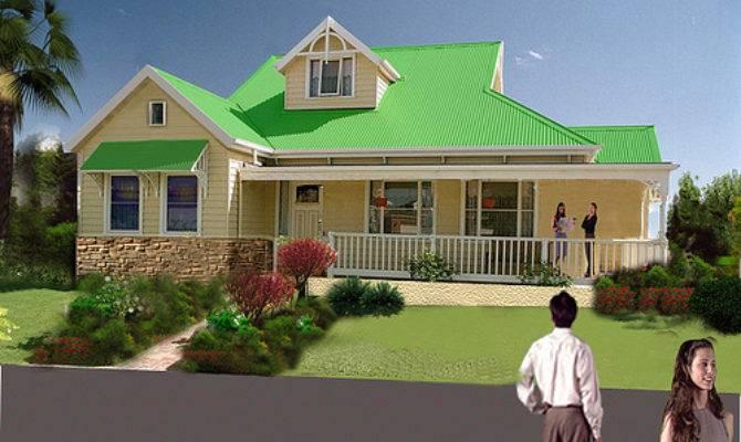 Bungalow House Plans Terrace Home Design Style
