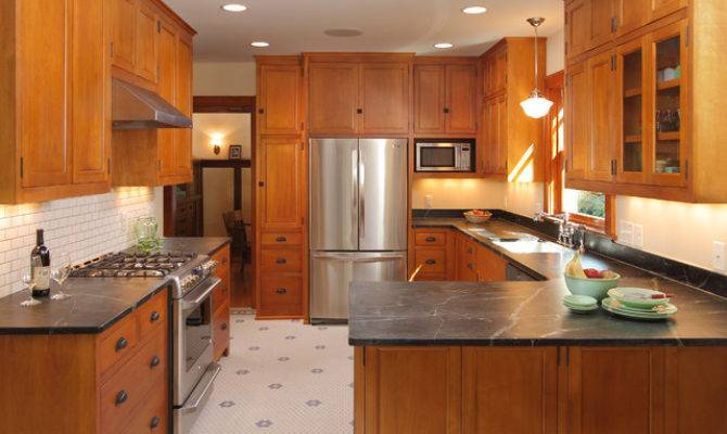 Bungalow Kitchen Craftsman Minneapolis