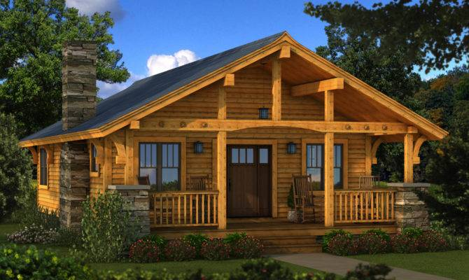 23 Best Log Home Plans With Photos - House Plans