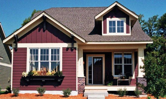 Bungalow Style Home Simple House Plans