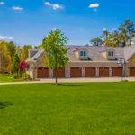 Burlington County Most Expensive Home Car Garage