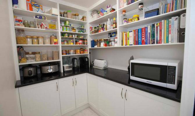 Butlers Pantry Select Kitchens Melbourne