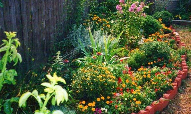 Butterfly Hummingbird Garden Plans Gardens Landscape