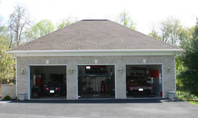 Buy Detached Car Garage Lift Space Awesome Garages