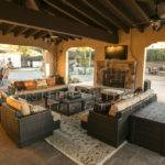Cabanas Outdoor Living Spaces Western