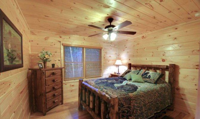 Cabin Bedroom Decorating Ideas Small Space