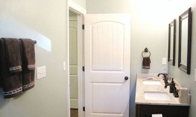 Cabin Cottage House Plan Bathroom Plans