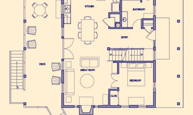 Cabin Floorplans Joy Studio Design Best