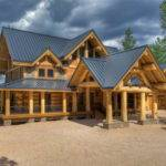 Cabin Homes Interior Log Daniel Boone Home House