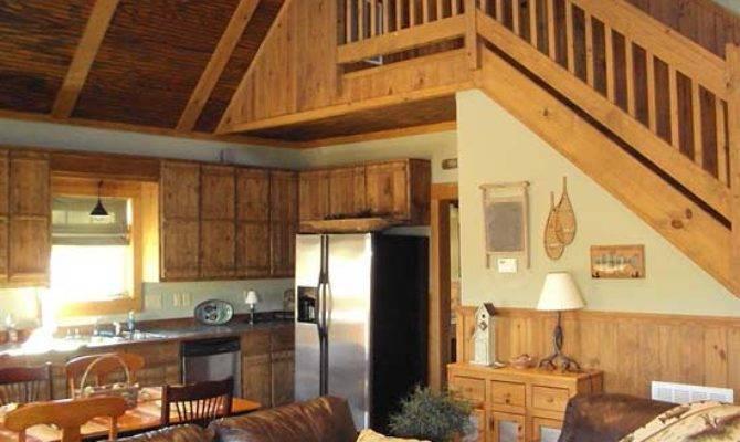Cabin House Plan Photos Porches Little River