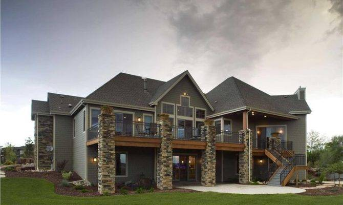 Cabin House Plans Covered Porch Woodworking Projects