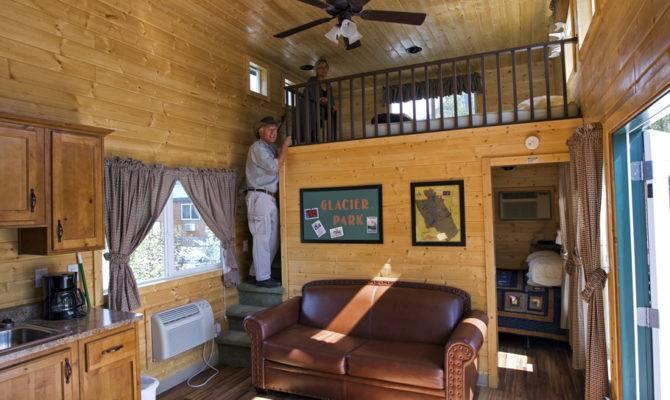 Cabin Loft Cavco Park Models