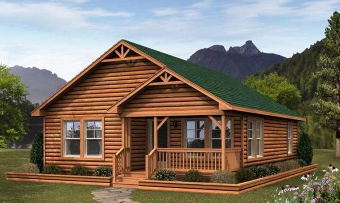 Cabin Log Homes Kits Coolshire Cabins Modular
