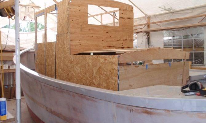 Cabin Mockup Boatbuilding Blog