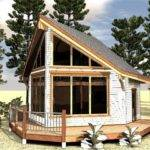 Cabin Plans Loft Small Making Woodwork Pdf