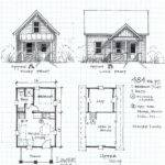 Cabin Plans Perfect Luxury Floor Plan Inspiration Log