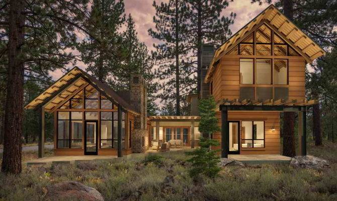 Cabin Style Home Plans Kits Homes