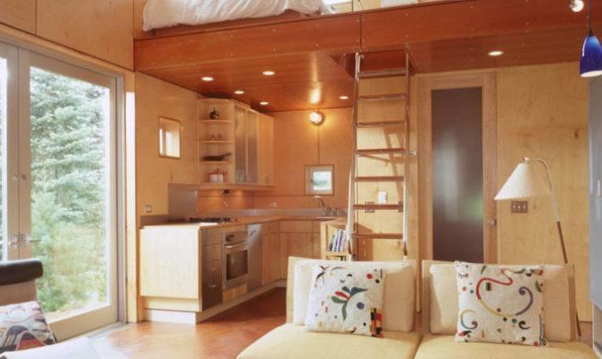Cabin Vandeventer Carlander Small House Bliss