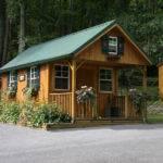 Cabins Cottages Plans Floor