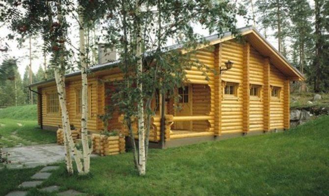 Cabins Honka Log Homes Usa