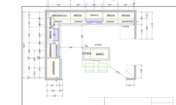 Cafe Kitchen Layout Interior Design