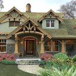 California Craftsman Bungalow Small Cottage